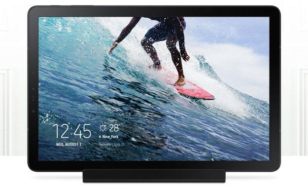 Samsung Galaxy Tab S4 mit Vertrag: Vielversprechendes Highend-Tablet & Samsung-Aktion mit gratis Book Cover Keyboard im wert von 150 €