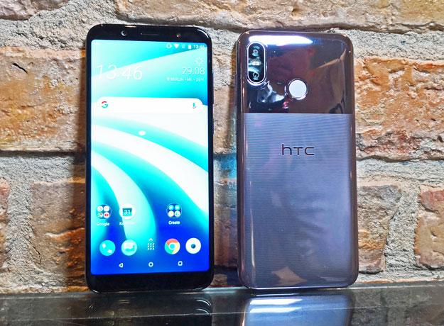 HTC U12 life mit Vertrag: Specs, Verfügbarkeit und Test - schickes Mitteklasse-Smartphone mit Dual-SIM