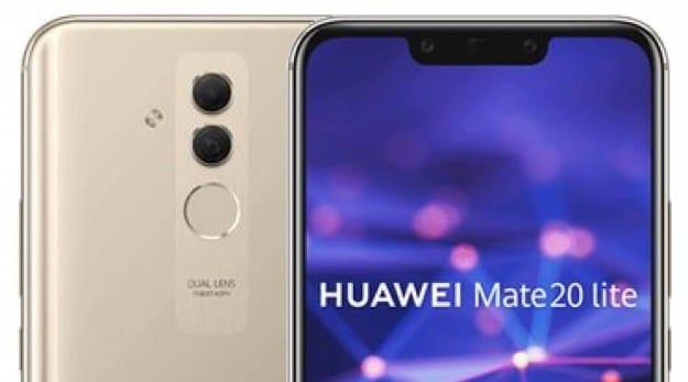 Huawei Mate 20 Lite mit Vertrag kaufen