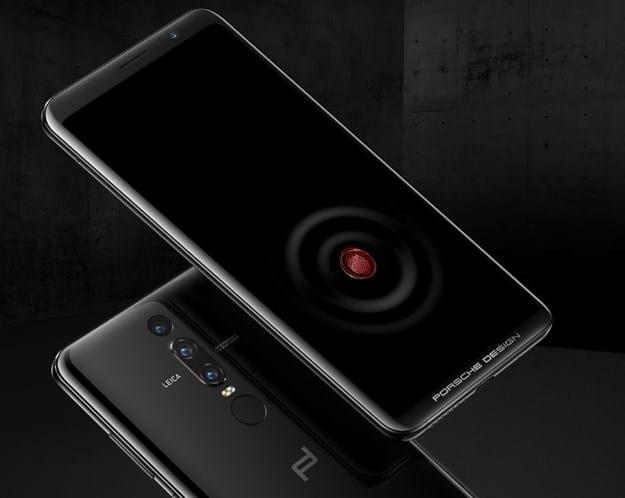 Huawei Mate RS (Bild) als Vorlage für das Huawei Mate 20 Pro?
