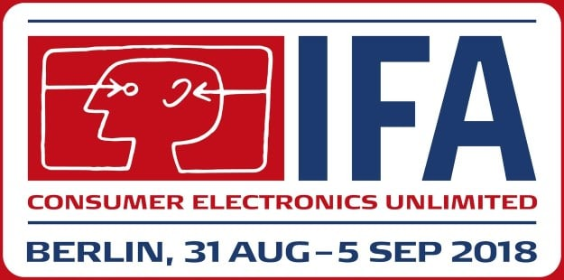 IFA 2018 in Berlin