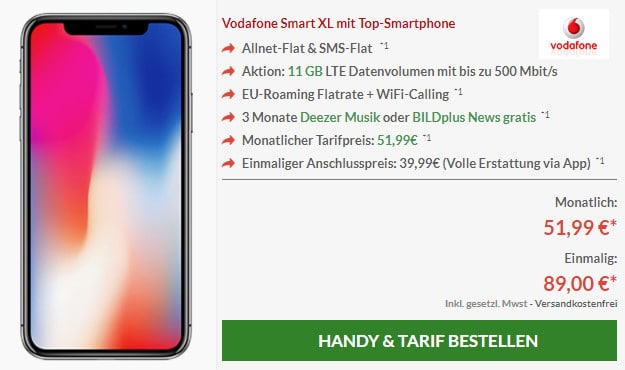 Handyortung Vodafone
