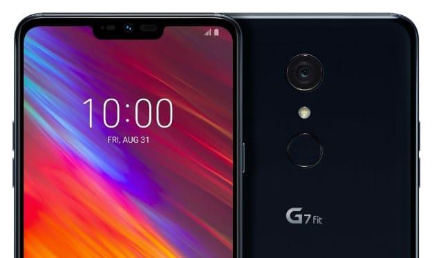 LG G7 Fit mit Vertrag günstig kaufen