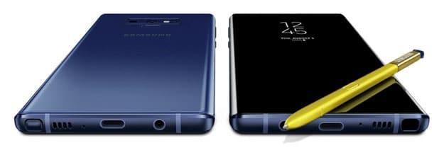 Samsung Galaxy Note 9 mit Vertrag günstig kaufen