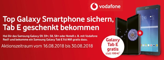 vodafone gratis tablet bei neuvertrag und vertragsverl ngerung. Black Bedroom Furniture Sets. Home Design Ideas