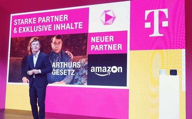 IFA18 Telekom Entertain TV endlich auch ohne Internetzugang verfügbar