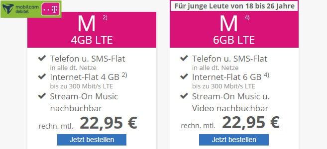 Telekom Magenta Mobil M md