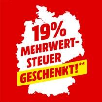 MediaMarkt 19% MwSt sparen