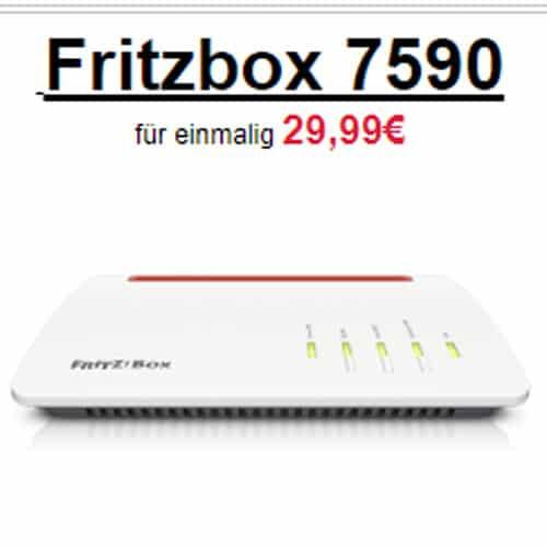 Fritzbox Deal