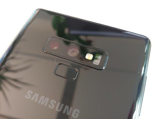 Samsung Galaxy Note 9 Test Kamera Handy-Kamera beste 2018?