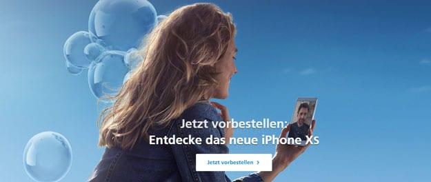 Apple iPhone Xs & Xs Max mit & ohne Vertrag bei o2 bestellen: Preise auf einen Blick