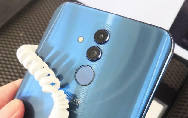 Huawei Mate 20 lite Test: Schicke Mittelklasse mit riesigem 6,3-Zoll-Display für jede Situation?