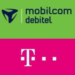 mobilcom-debitel Telekom Magenta Mobil M / M Young