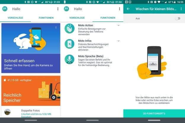 Motorola Moto Z3 Play Test