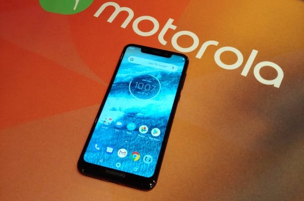 Motorola One mit Android One