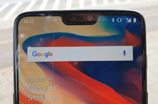 OnePlus 6 Test Display