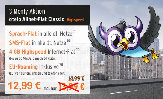 otelo Allnet-Flat Classic Speed