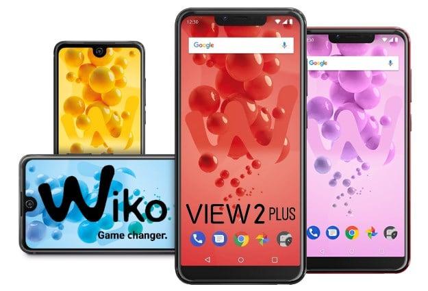 Wiko View 2 Plus mit Vertrag