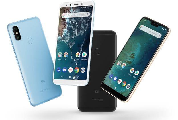 Xiaomi Mi A2 und Mi A2 Lite mit Android One