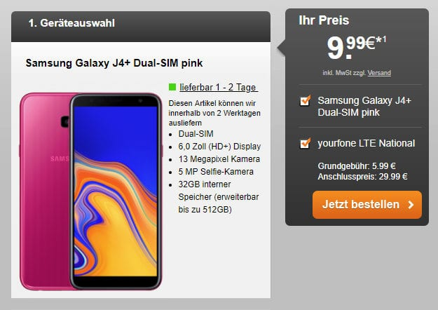 Galaxy-J4-Plus-yourfone-LTE