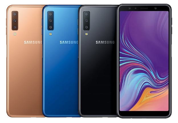 Samsung Galaxy A7 Vertrag