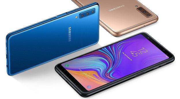 Samsung Galaxy A7 mit Vertrag