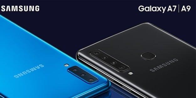 Samsung Galaxy A7 (2018) & Samsung Galaxy A9 (2018)