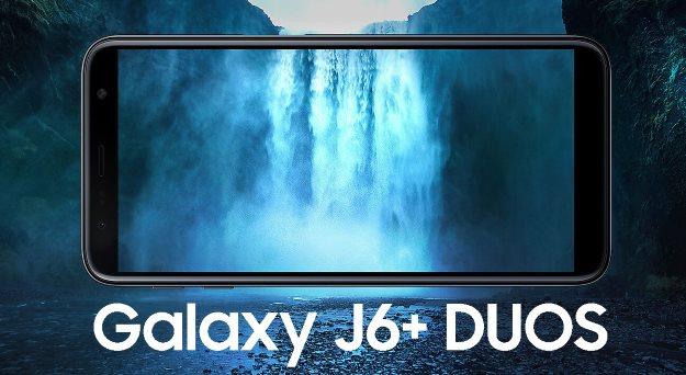 Samsung Galaxy J6 Plus mit Vertrag