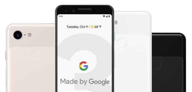 Google Pixel 3 Vertrag, Test, Einschätzung