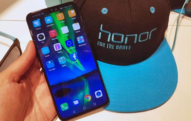 Honor 8X Vertrag, Test, Hands-on, Einschätzung