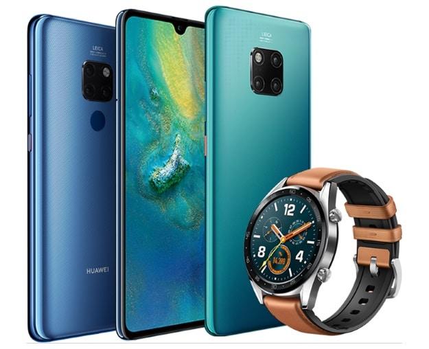 Huawei Mate 20 mit Vertrag günstig kaufen