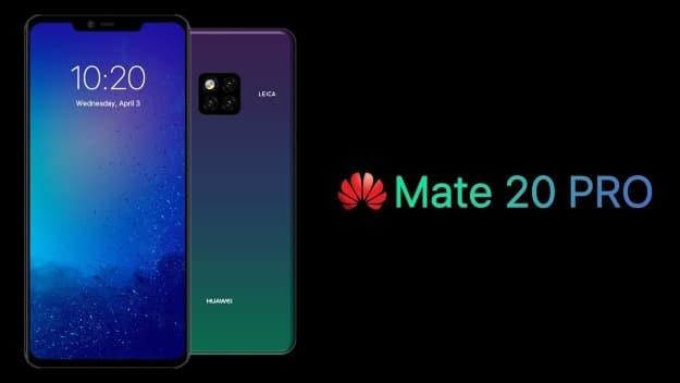 Huawei Mate 20 Pro mit Vertrag, Test, Erfahrung, kaufen, Triple-Kamera