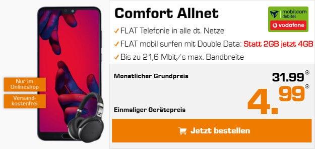 Huawei P20 Pro + Vodafone Comfort Allnet md