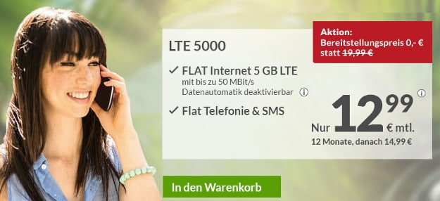 maXXim LTE Allnet-Flats