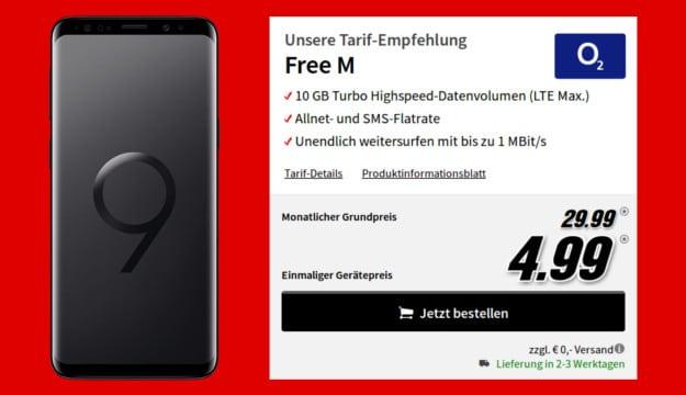 Samsung Galaxy S9 + o2 Free M