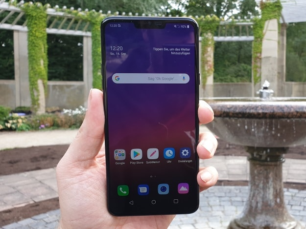 LG G7 THinQ Test