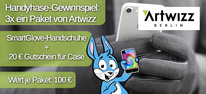 Artwizz Handyhase Gewinnspiel