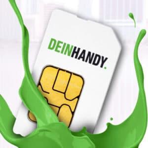 Deinhandy Aktion 3 GB LTE für 7,99 €