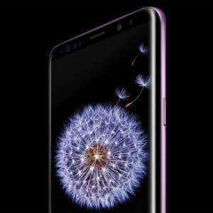 Samsung Galaxy S9 mit Blau Allnet XL