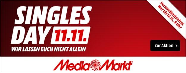 MediaMarkt Singles Day 2020: Krasse Tarif-Deals und Hardware zum Schnäppchenpreis- der große Überblick!