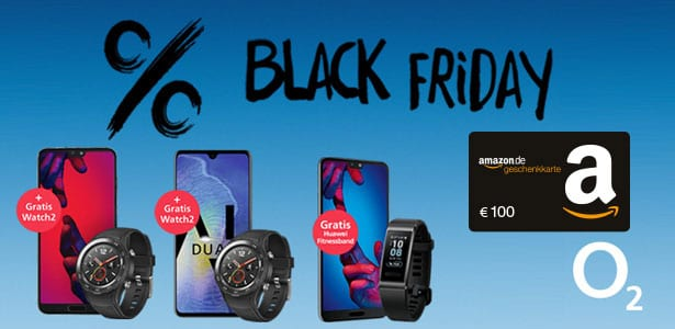 o2 Black Friday Bonus-Deal