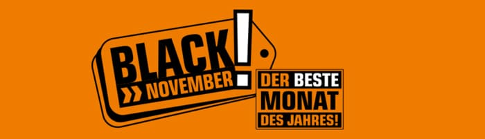 Saturn Black November, Black Friday Week Deals