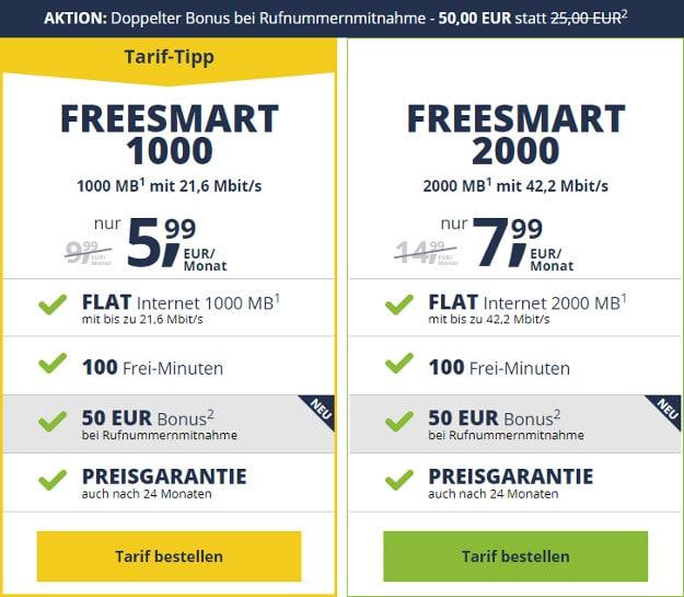 freesmart 1000