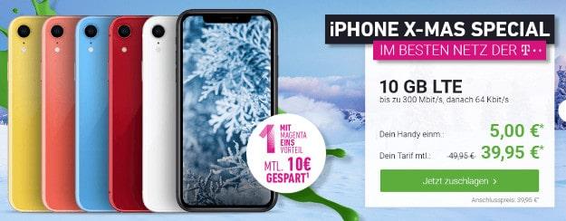 iphone xr + telekom magenta mobil m m young