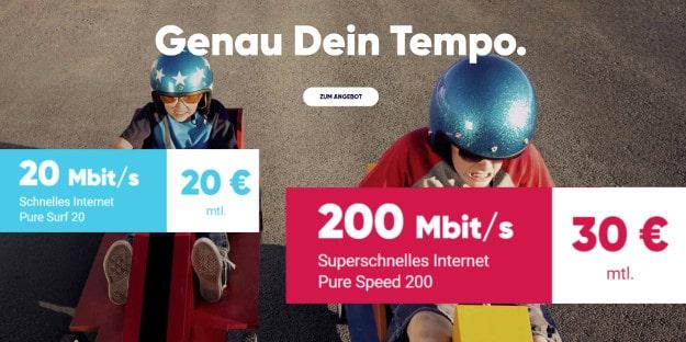 PŸUR Internet