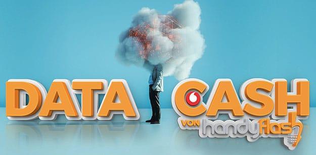 Vodafone DataGo M + 204 € Cashback & 100 € Reisegutschein bei HandyFlash