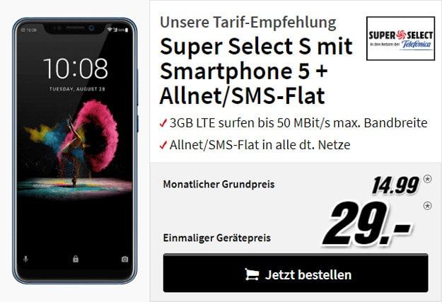 ZTE Axon 9 Pro + Super Select S
