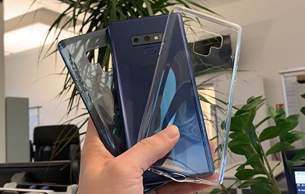 Artwizz Zubehör für das Galaxy Note 9 im Test
