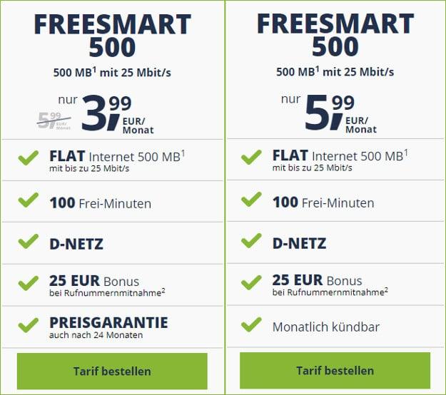 freesmart 500
