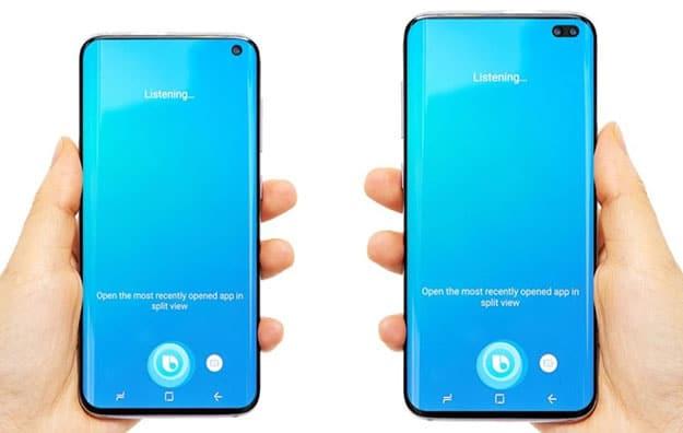 Samsung Galaxy S10 Gerüchte